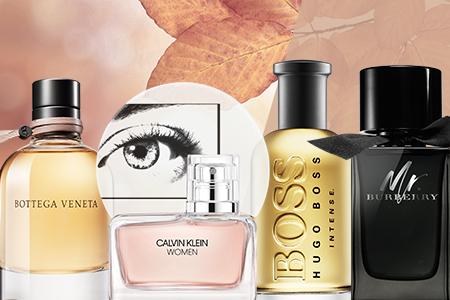 Nejlepší podzimní parfémy pro rok 2018