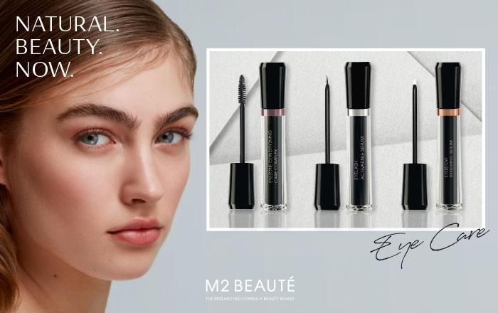 M2 beauté eyelashes serum