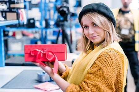 Možná, že právě vy jste dostali balíček,  který vlastnoručně zabalila Shopaholic Nicol!