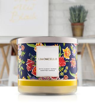 Bath & Body Works svíčky