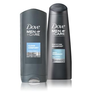 Sprcha pro muže