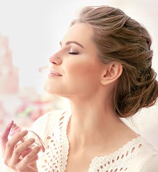 Svatební parfémy pro nevěstu