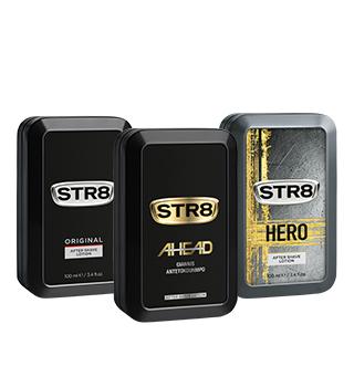 STR8 Vody po holení