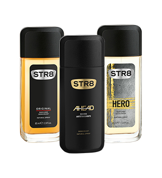 STR8 Deodoranty