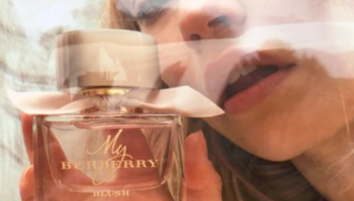 Objevte My Burberry Blush