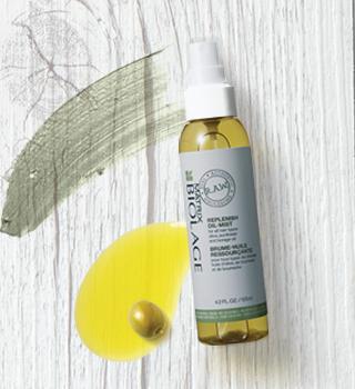 Biolage R.A.W. Replenish Oil Mist pro všechny typy vlasů