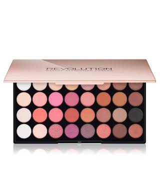 Paletky očních stínů a makeup paletky