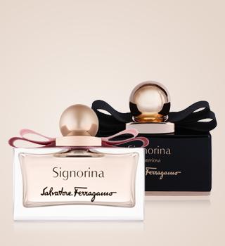 Salvatore Ferragamo parfémy pro ženy