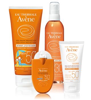 Sluneční ochrana Avène