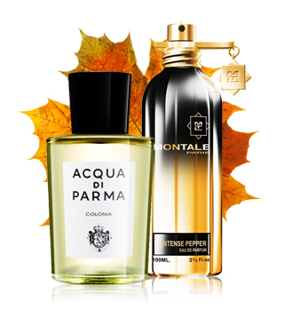 Podzimní niche parfémy pro ženy
