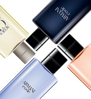 Armani parfémovaná kosmetika