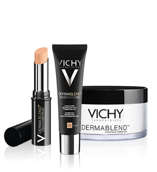 Vichy makeup removers and cleansers