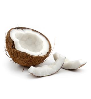 Kokosový olej a výtažky