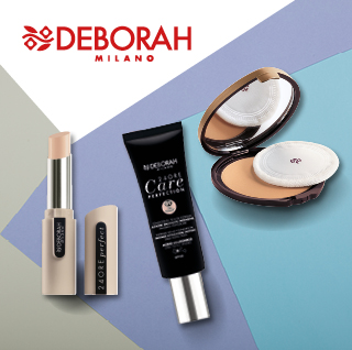 Makeup a pudr Deborah Milano