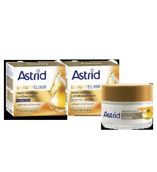 Péče proti vráskám Astrid