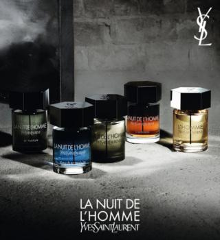 Yves Saint Laurent Parfémy pro muže