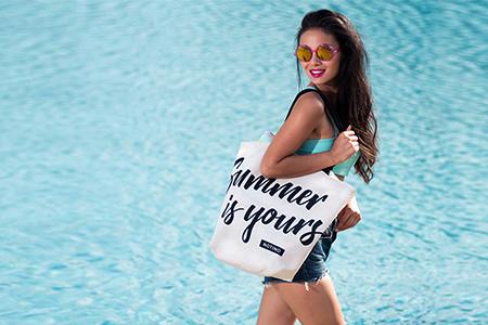 """""""Summer is yours"""" by Notino: taška pro KAŽDÉ vaše léto!"""