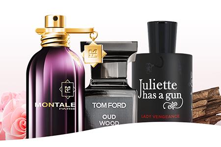 Nejlepší niche parfémy 2018