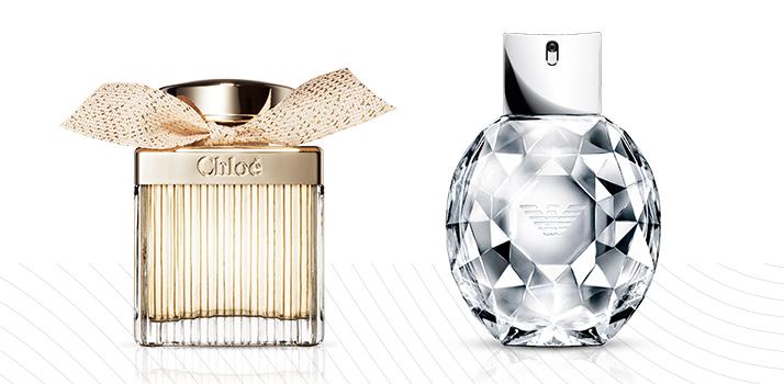 parfémy pro Panny