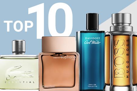 Nejlepší parfémy pro muže: TOP 10 pánských parfémů