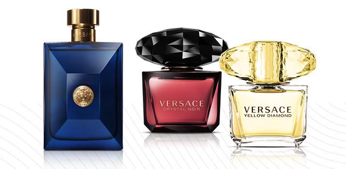 Top značky Versace