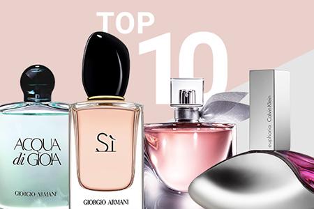 Nejlepší parfémy pro ženy: TOP 10 dámských parfémů
